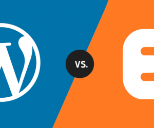 blogspot vs WordPress vs blogger