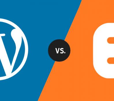 blogspot vs WordPress vs blogger
