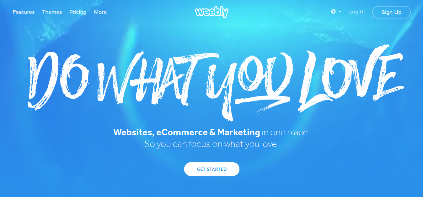 What is Weebly?