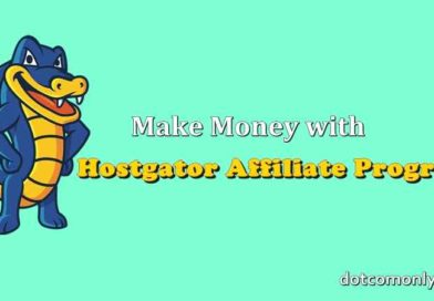 How to Make Money with Hostgator India Affiliate Program?