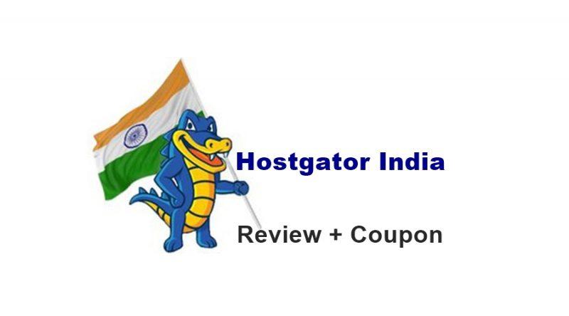 Hostgator coupons india 2019