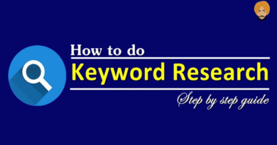 How to Do Keyword Research – The Ultimate Guide to SEO