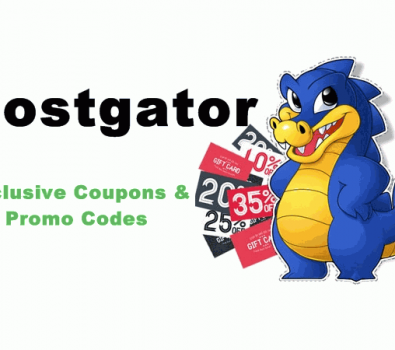 Hostgator coupons, promo codes, discount deals