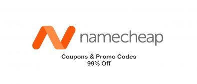 namecheap promo codes, coupon codes, offers and discounts 99 off