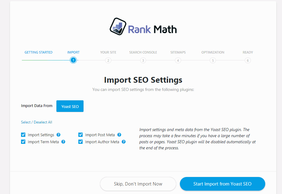 Mythemeshop Rank Math SEO Plugin