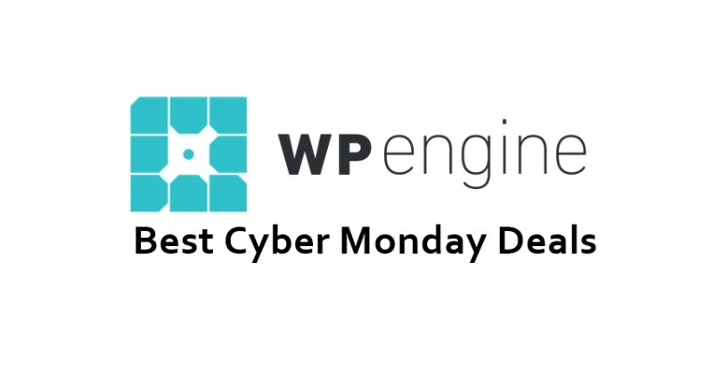 WPEngine Cyber Monday