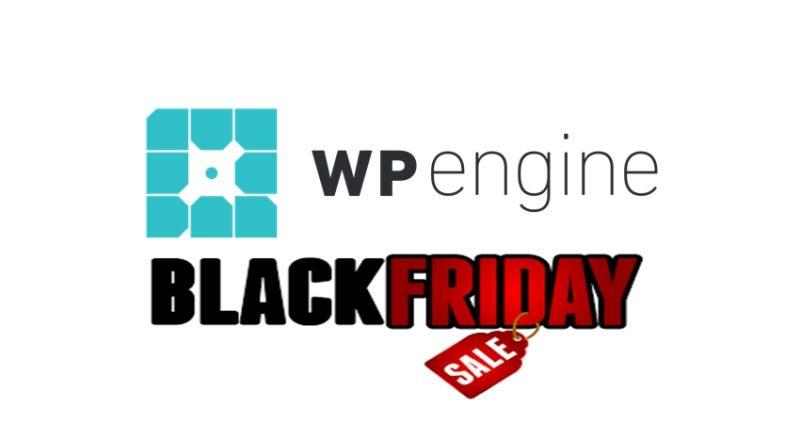 WPEngine black friday
