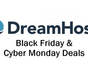dreamhost black friday
