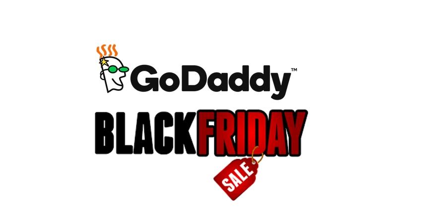 godaddy black friday deal