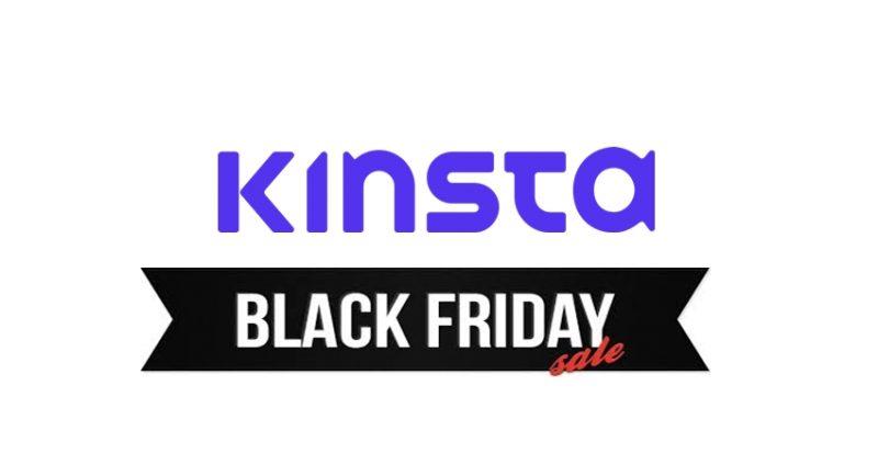 kinsta black friday deal