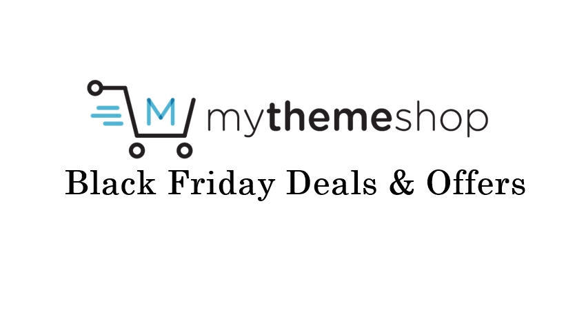 MyThemeShop black friday deal