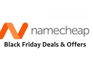 namecheap black friday deal