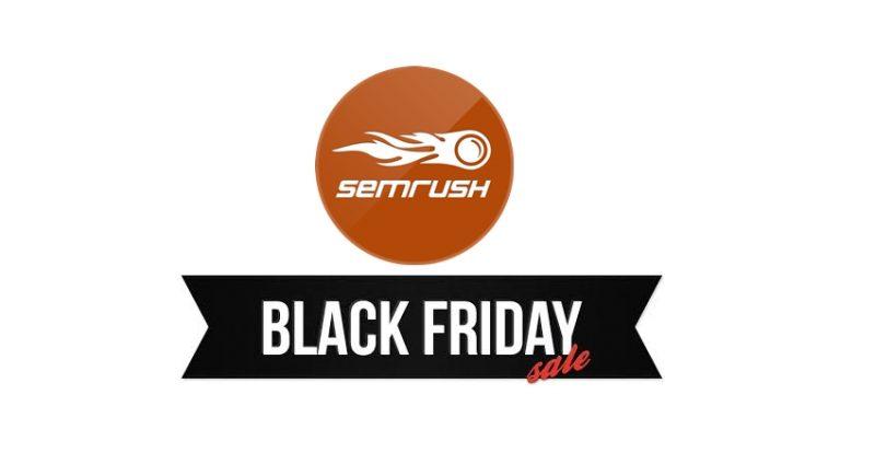 semrush black friday