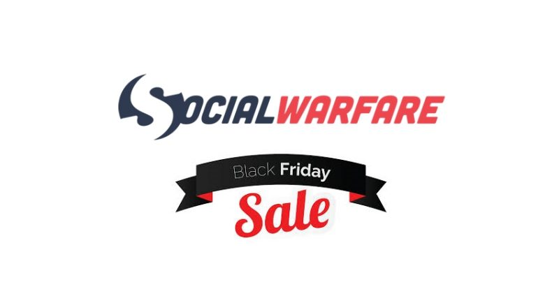 social warfare black friday