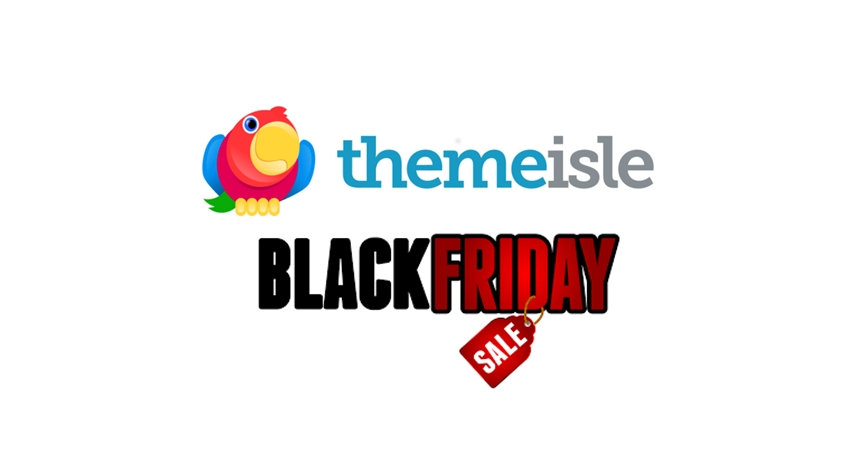 themeisle black friday