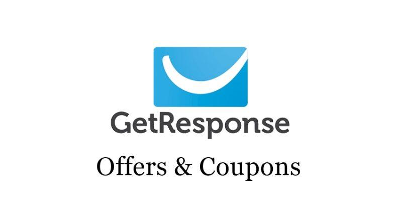 getresponse coupon