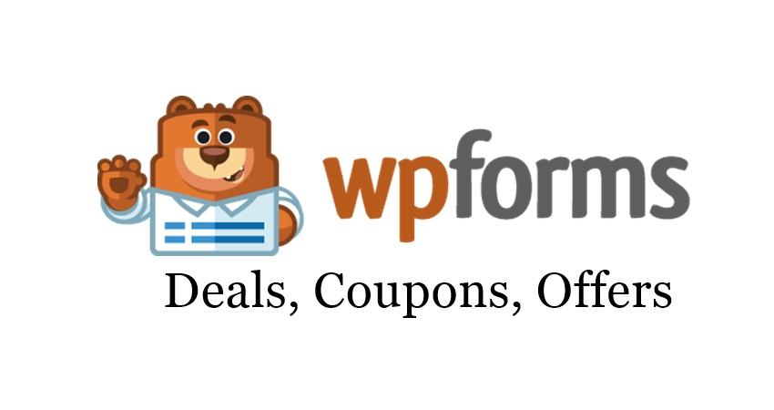 wpforms coupon