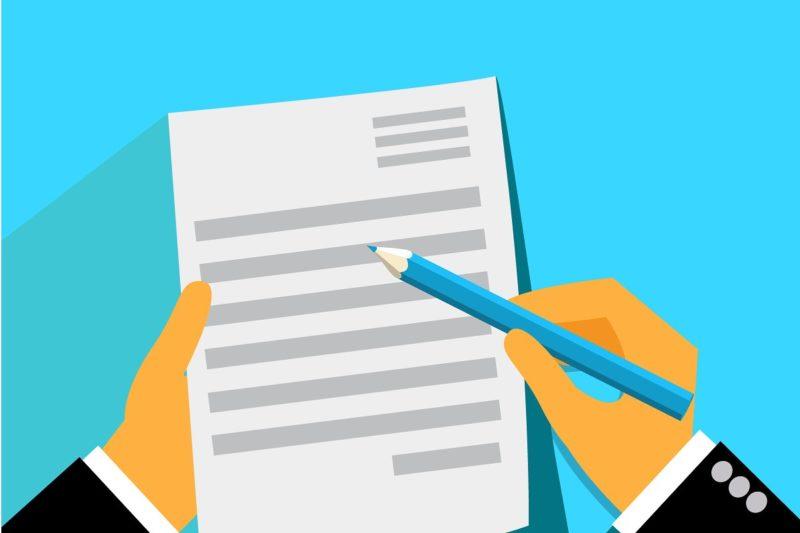 create signatre form in wordpress