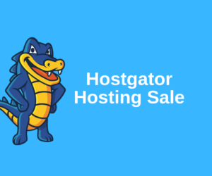 Hostgator Flash Sale