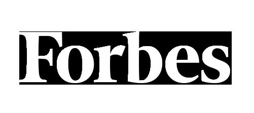 Forbes Logo wt